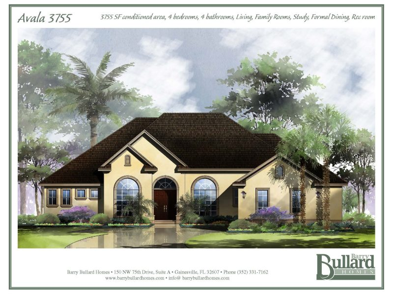 Gainesville builder avala