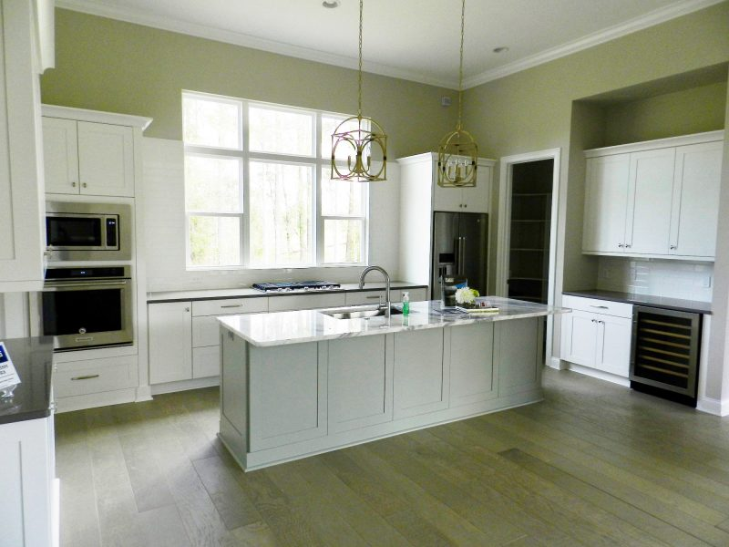 contemporary kitchen gainesville fl