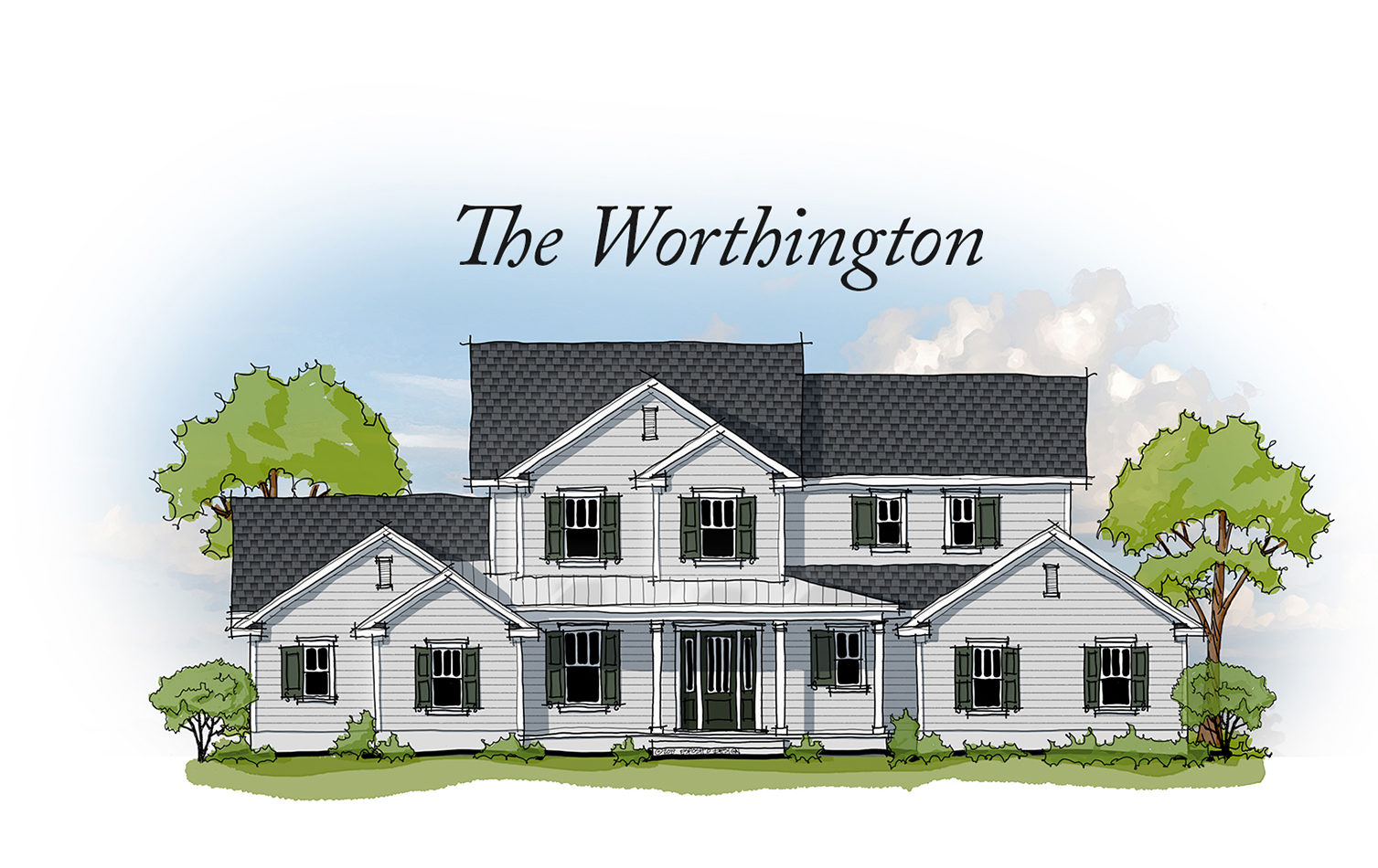 worthington floorplan